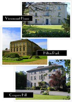 Castles Mansions Irish Wedding Venues