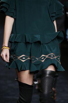 Fendi Fall 2016 Ready-to-Wear by Silvia Venturini Fendi and Karl Lagerfeld