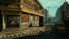 Image result for uncharted london London Street, Video Games, World, Image, Design, Google Search, Videogames, Video Game