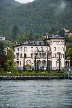 Villa La Placida, Bellagio, Lake Como, Italy