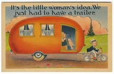 The Vintage Housewife: Pismo beach California trailer show!