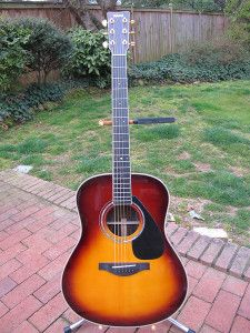 The Yamaha LL6 is one of the best guitars out there for the money it costs. Once you get your LL6 you'll be thanking me because it sounds amazing and is so easy to play. Click here to check out my full Yamaha LL6 Review.