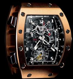 Beautiful #RicharMille #watch. Bet there is an amazing price to go with it!