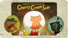 """Cherry Cream Soda The New-Adventure-Time-Episode train keeps rolling on with tonight's premiere of """"Cherry Cream Soda,"""" written and storyboarded by Graham Falk. Title card designed and painted by. Adventure Time Series Finale, Adventure Time Seasons, Adventure Time Wiki, Adventure Time Episodes, Adventure Time Characters, Aqua Teen Hunger Force, Steven Universe, Cartoon Network, Pc Backgrounds Hd"""