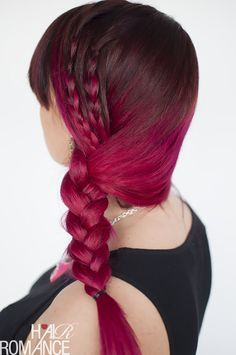A side braid is one of my favourite quick and easy everyday hairstyles but in this tutorial I'll...
