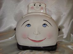 Cookie Jars On Pinterest Cookie Jars Vintage Cookie