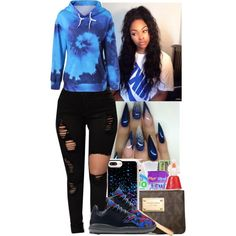 💙💖Add Me On SnapChat Read Description💙💖 by jazzy-love1164 on Polyvore featuring moda, Casetify and NIKE