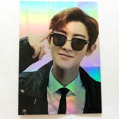 OEILxSM Artist Collaboration Line EXO Chanyeol Hologram Photocard (No envelope)