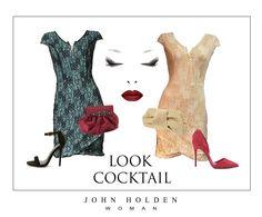 #vestidos #estilos #glam #sofisticada #bordo #crema #red #fashion #elegancia #cocktail