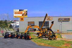 Visita nuestra sucursal y adquiere las mejores máquinas #JCB