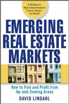 "Praise for Emerging #RealEstate #Markets ""In this #book, you'll discover how to snatch real estate opportunities at low prices,"