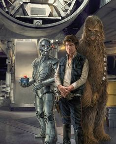 Star Wars is such a huge universe that it doesn't need to make films about previous characters.
