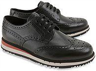 Zapatos para Hombres Prada, Modelo: 4e2645-30re