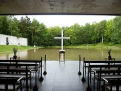 Chapel of the Water, Tadao Ando Architects