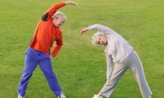Healthy Aging Image Gallery