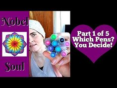 Different Types of Pens for Art Work |Art Pen Selection Process | You Decide! - YouTube Different Types, Mandala Art, Platforms, Pens, Art Work, The Selection, Stationery, Friday, Social Media