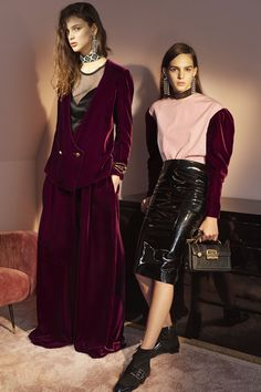 Lanvin New York - Pre-Fall - Shows - Vogue. Fall Fashion 2016, Fashion Mode, Fashion Week, Fashion Photo, Runway Fashion, High Fashion, Autumn Fashion, Lanvin, Vogue