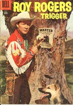 Roy Rogers Golden Age Westerns Comics Not Signed Stuttgart Arkansas, Comic Book Covers, Comic Books, Old Western Towns, Dale Evans, Western Comics, Tv Westerns, Old Cards, Roy Rogers