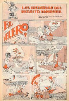 El oficio del plumín: CARLOS NINE. 1984
