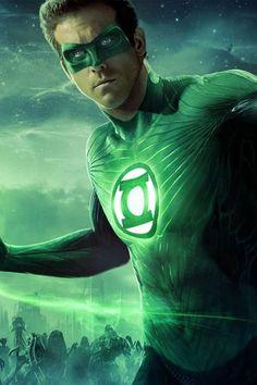 Green Lantern    Ryan Reynolds starred in Green Lantern in 2011.