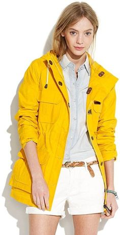 5151c40a Penfield Vassan Mountain Parka Penfield Parka, Yellow Rain Jacket, Yellow  Raincoat, Windbreaker,