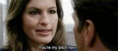 She is both extremely tough… | Community Post: 10 Reasons Olivia Benson Is The Badass Hero We All Deserve
