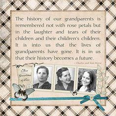 Genealogy Quote