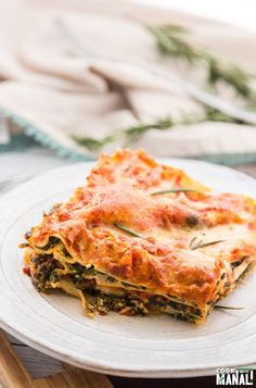 No Boil Lasagna Recipe With Spinach.The Kitchen Snob. Healthier Spinach Lasagna Recipe With Mushrooms. Vegan Spinach And Mushroom Lasagna Recipe Food Network . Easy Spinach Lasagna, Meatless Lasagna, Lasagna Recipe With Ricotta, Spinach Ricotta, Creamy Spinach, Vegetarian Lasagne, Lasagna Recipes, Spinach Stuffed Mushrooms, Spinach Stuffed Chicken