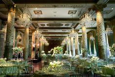 The Gold Coast #blisschicago #weddings #beautiful #amazing #greengold