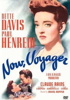 Is there any actress better than the incomparable Betty Davis? Many would simply say no or place Meryl Streep as her equal. In Now, Voyager (1942), Davis gives us her finest role, in my opinion. And Paul Henreid? Well, he's dashing, debonair and boy can he light a cigarette!