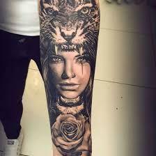 Bildergebnis für tattoo wolf amazone
