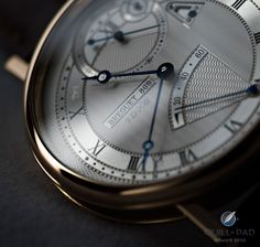 Cause for controversy? The 10 Hz label of the Breguet Classique Chronométrie Reference 7727