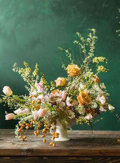 50 Wild Floral Arran