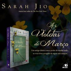 Quem disse primeiro eu te amo? Você ou ele(a)?    Leia no meu blog e ganhe um capítulo do livro As Violetas de Março. http://coracoesdeneve.blogspot.com.br/2013/03/as-violetas-de-marco-sarah-jio.html  #CircuitoNovoConceito
