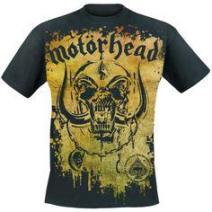 Acid Splatter - T-Shirt by Motörhead