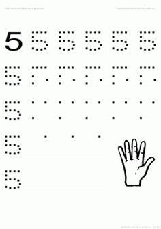 5 sayısı rakamı çalışma sayfası ve 5 rakamı yazma çalışmaları.  Free numbers worksheets download and printable preschool kids. Kindergarten, Words, Free, Kindergartens, Preschool, Preschools, Horse, Pre K, Kindergarten Center Management
