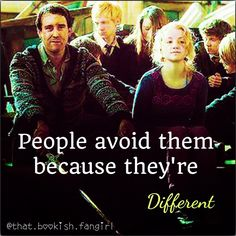 Neville and Luna<-- They are my favorite because they are different.