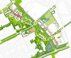Beelden - Talentencampus/Sibeliuspark - Projecten - KCAP