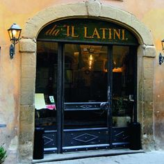 Ristorante Il Latini, Florence. Best meal of my life. Amazing gem of a restaurant.