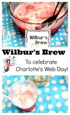 Where the Magic Happens: Seven Great Activities for Charlotte's Web. Creative and delicious treats to celebrate Charlotte's Web day!