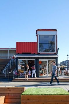 """What's wrong with shipping container housing? One architect says """"everything."""""""