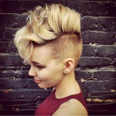 #shorthair #cut #haircut #miley #hair #blonde #texture #brit
