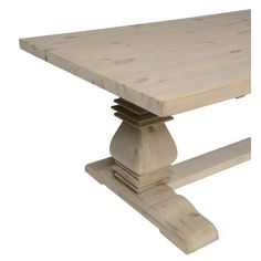 If we get a new dining table...like this look: Suzette Reclaimed Pine Dining Table