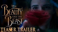 watch**Beauty and the beast Us official Trailer 2017