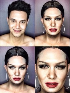 Filipino TV host and actor, Paolo Ballesteros is being recognized in the international scene as his make-up transformations of famous international celebrities are becoming noticed in the social media. Rihanna, Beyonce, Julia Roberts, Kim Kardashian, Jessie J, Drew Barrymore, Cameron Diaz, Daenerys Targaryen, Nicole Kidman