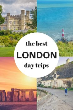 If you're looking to leave city life behind these day trips from London will be the perfect remedy! 20 Best day trips from London babies flight hotel restaurant destinations ideas tips Europe Travel Tips, European Travel, Places To Travel, Travel Destinations, Places To Go, Travel Guides, Budget Travel, Travel Info, Travel Uk