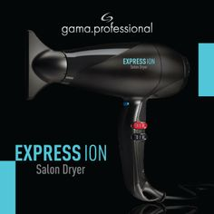 New Express ION Salon #dryer, presented at #Cosmoprof2014 by #GamaProfessional! http://blog.gamaprofessional.it/prodotti/nuovo-phon-express-ion #Gama #gamaitalia #beautytechnology #hair #dryers #hairdryers #hairdryer #blowdry #blowdryer #capelli #phon #asciugacapelli #haircare #bellezza #beauty