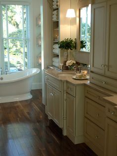 Elegance at Every Turn - HGTV Dream Home 2009: Master Bathroom Pictures on HGTV Bathroom accessories