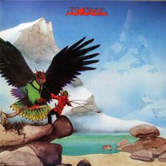 Budgie Never Turn Your Back on a Friend Import Vinyl LP Originally formed in Cardiff, Wales in 1967 by Burke Shelley (vocals, bass), Tony Bourge (guitar) Rock Album Covers, Music Album Covers, Drawing Rocks, Ill Always Love You, Progressive Rock, Your Back, Heavy Metal Bands, Black Sabbath, Music Mix