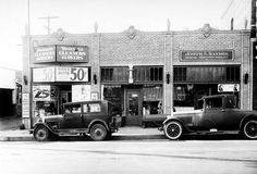 2612 E Brooklyn Ave. Boyle Heights. 1936. I remember walking through this street in the 70's & 80's with my family as a young girl so many memories, We had such a Wonderful Mother!!